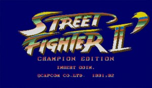 Street Fightyer Rainbowset - título