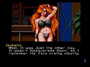 Isabella Velvet