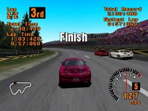 Gran Turismo finish