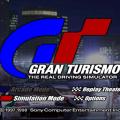Gran Turismo - tela título