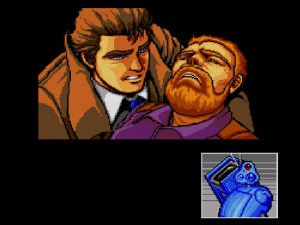 Snatcher - Harry e Gillian