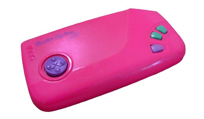 Master System Super Compact Girl (Brasil)