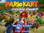 Mario Kart Double Dash!!, Gamecube