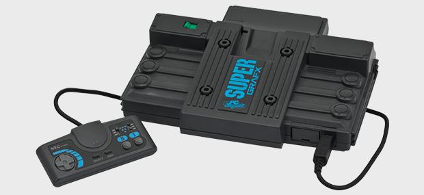 SuperGrafx Console Set