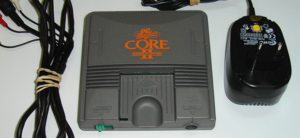 PC Engine Core Grafx II