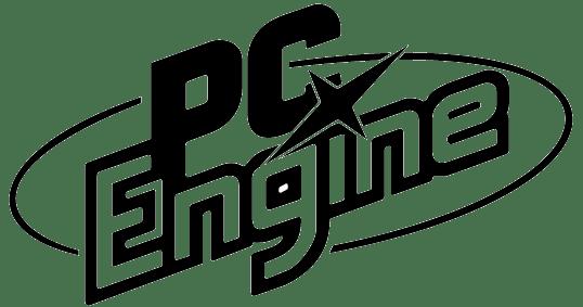 Logo PC Engine
