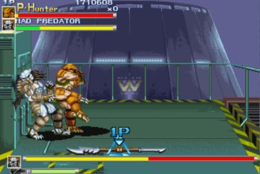 O Mad Predator na sexta fase é mala, movimente-se bastante