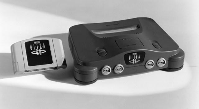 Nintendo Ultra-64