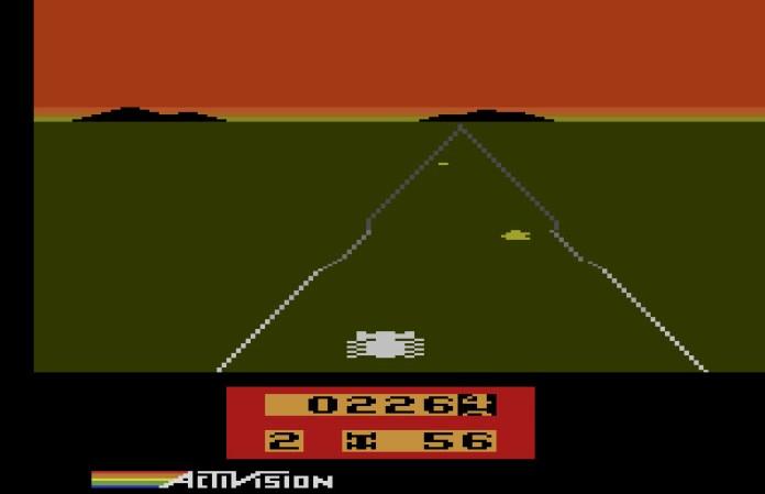 Enduro (Atari 2600)