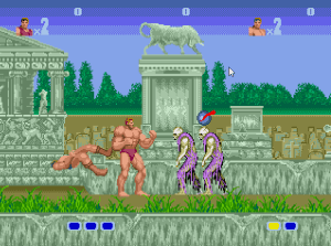 Altered Beast 2 players