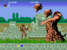 Altered Beast primeiro chefe