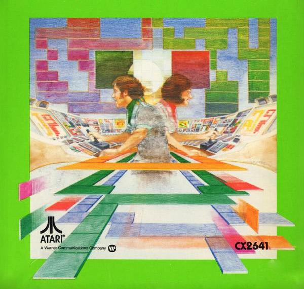 Surround Atari 2600 art