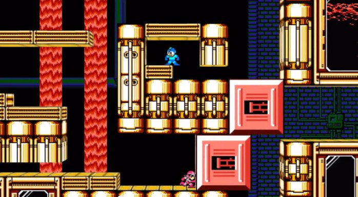 mega man 2.5d preview