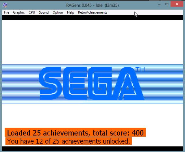 Achievements em Sonic 2