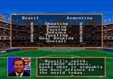 FIFA Soccer 94 - pré-jogo