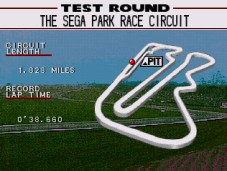 Formula One Beyond the Limit - Sega Park