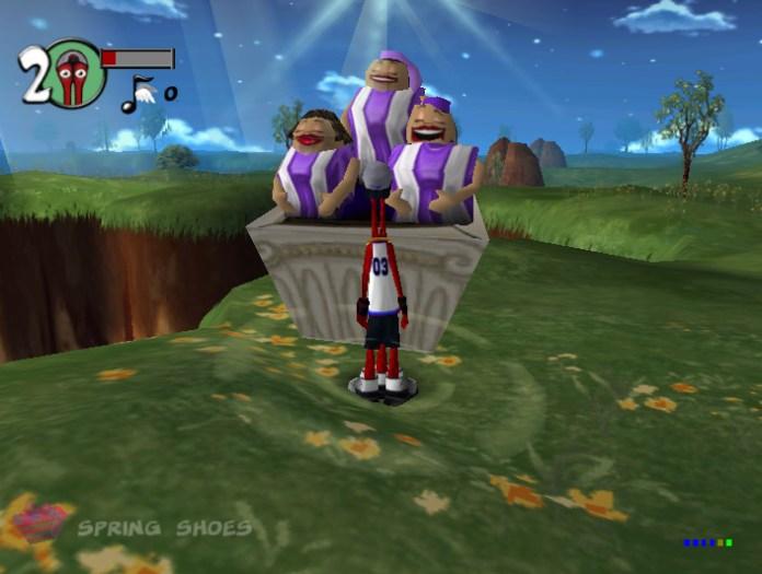 ToeJam & Earl 3 Dreamcast - Aleluia