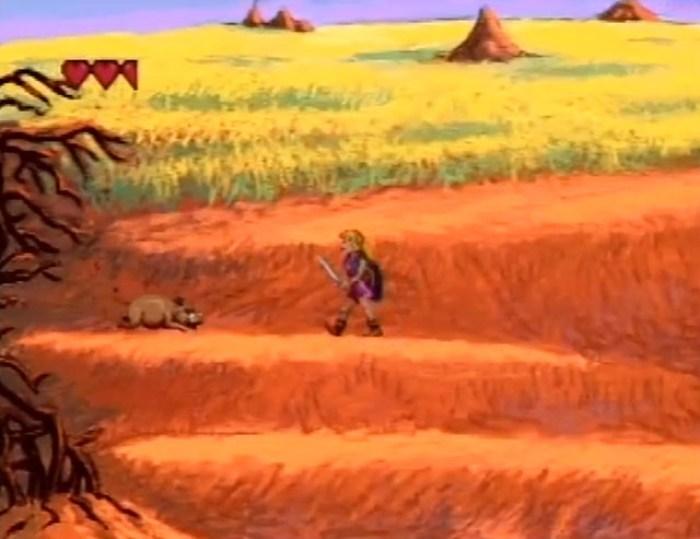 Zelda Wand of Gamelon CD-i
