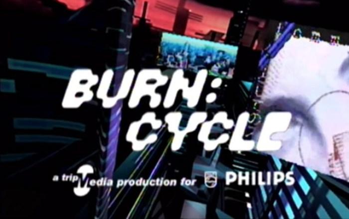 Burn: Cycle CD-i