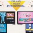 Olimpíadas 92 de Games - 4ª fase
