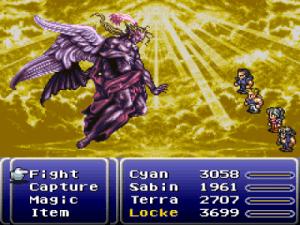 Final Fantasy III - Kefka
