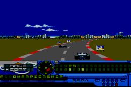 Master System F1 Championship
