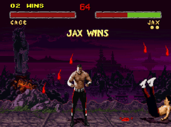 Mortal Kombat 2 (1995)