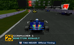 PlayStation Formula 1