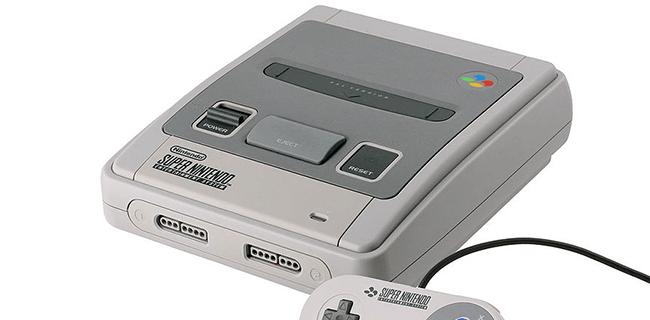 [Tópico Oficial] A Historia de cada Videogame.  SNES-PAL-console