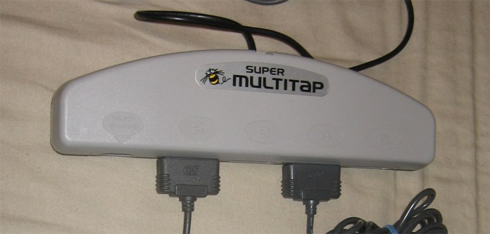 SNES Super Multi Tap