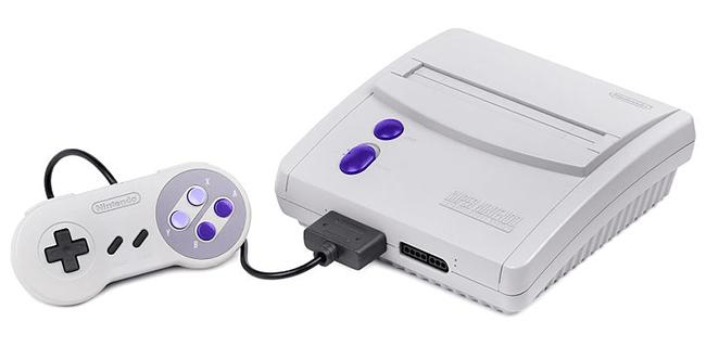[Tópico Oficial] A Historia de cada Videogame.  SNES-model-2-console