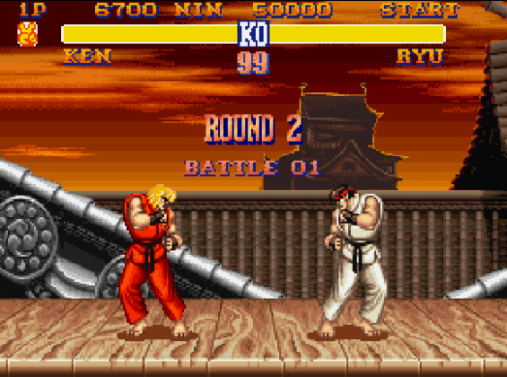 Street Fighter II (1992)