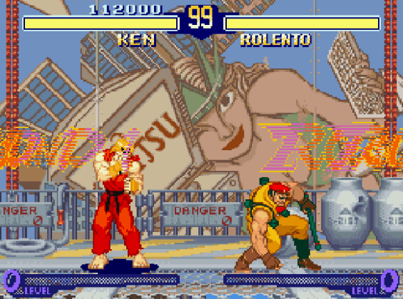 Street Fighter Zero 2 (1996)