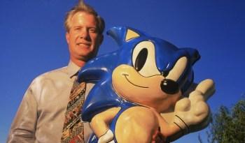 Tom Kalinske e Sonic