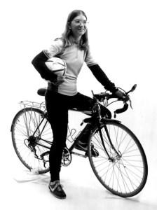 Carol Shaw bicicleta 1983