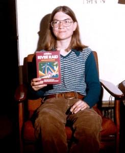 Carol Shaw com River Raid