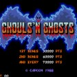 Ghouls 'n Ghosts - título