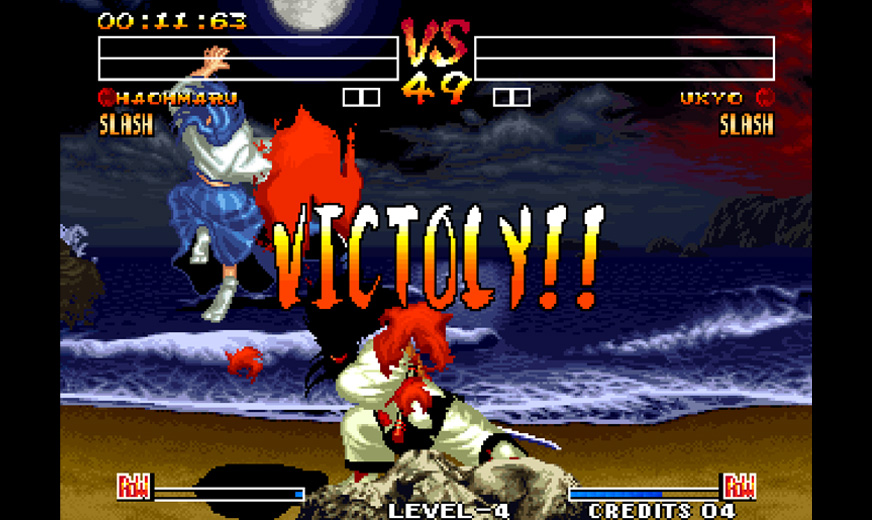 Samurai Shodown 4 (Neo Geo, Arcade)