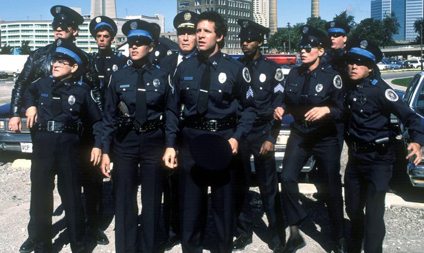 Loucademia de Polícia (1984)