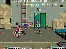 Double Dragon - fase 2
