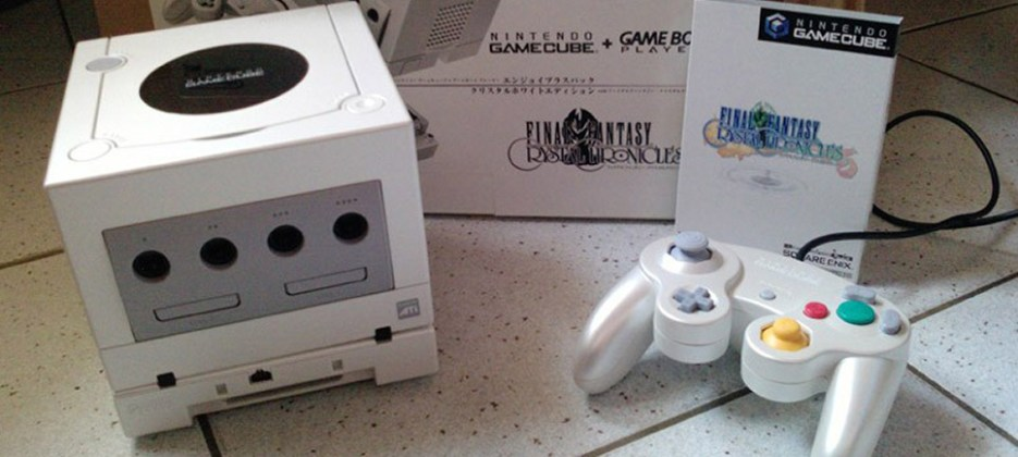 Gamecube Final Fantasy Crystal Chronicles Edition