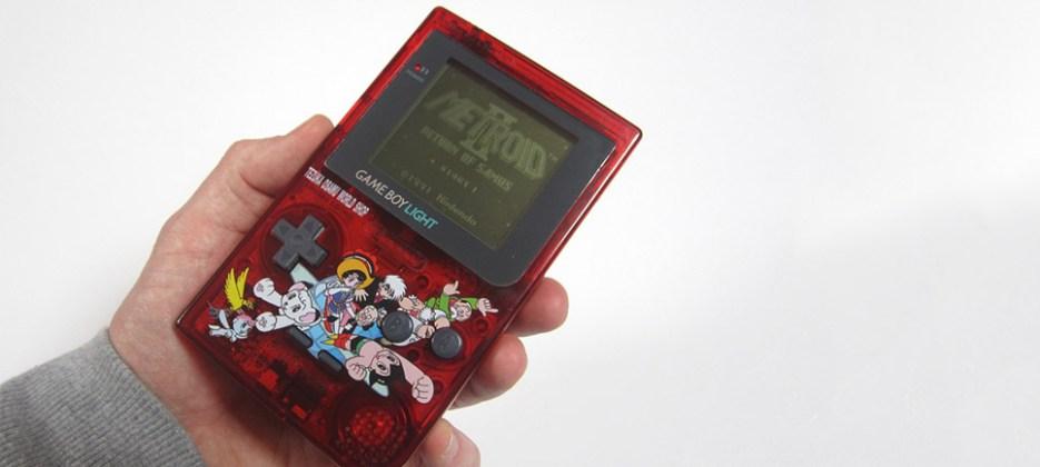 Game Boy Light Tezuka Osamu Edition