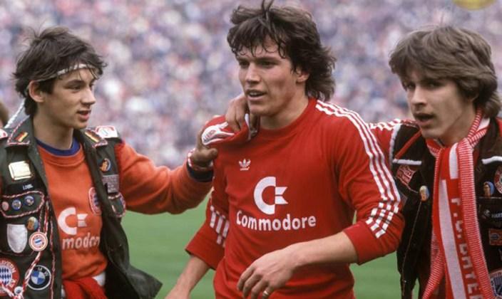 Commodore e Bayern de Munique