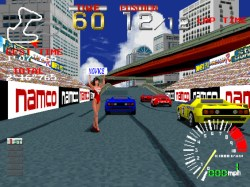 Ridge Racer PSX
