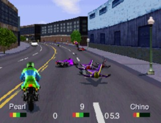 Road Rash 3DO tombo