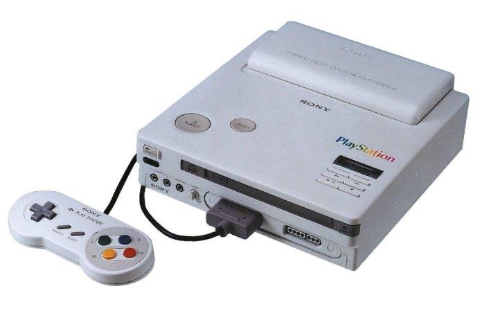 Sony Nintendo Play Station