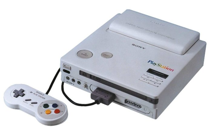Sony Nintendo Play Station