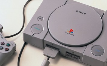 História do PlayStation console
