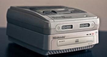 Sony Nintendo Disc