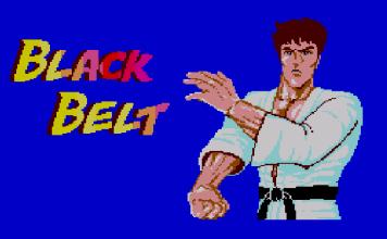 Black Belt banner